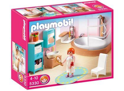 Playmobil 5330 Koupelna - Poškozený obal