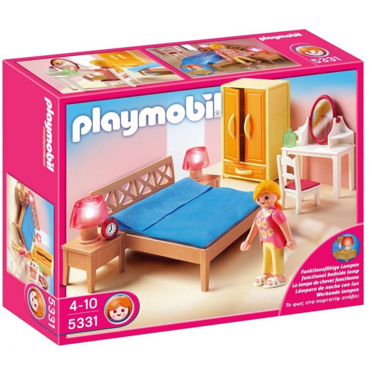 Playmobil 5331 Ložnice rodičů