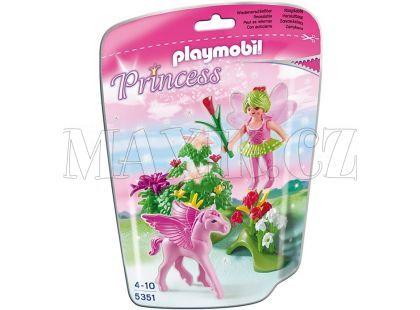 Playmobil 5351 Jarní princezna s Pegasem