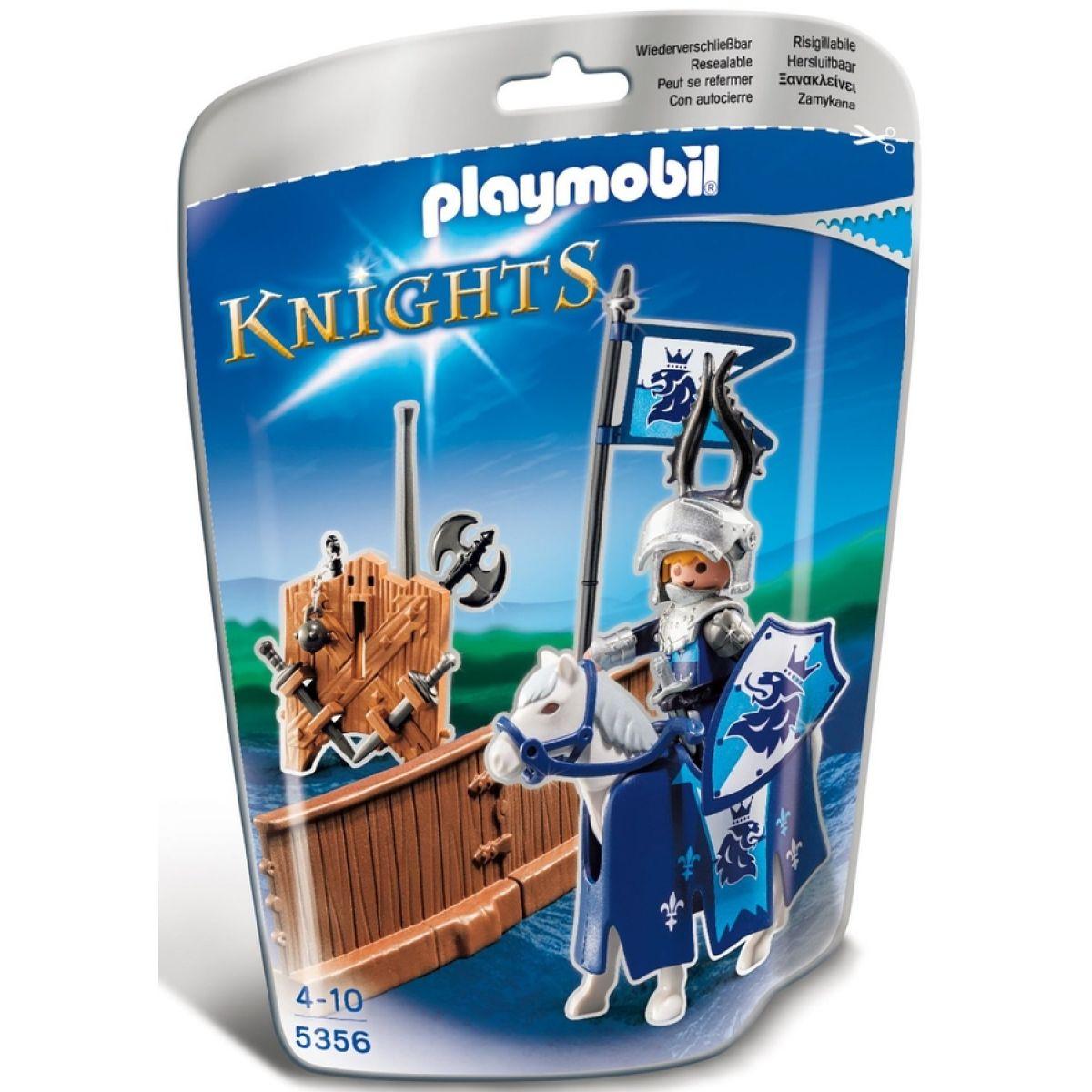 Playmobil 5356 Turnajový rytíř řádu Lva