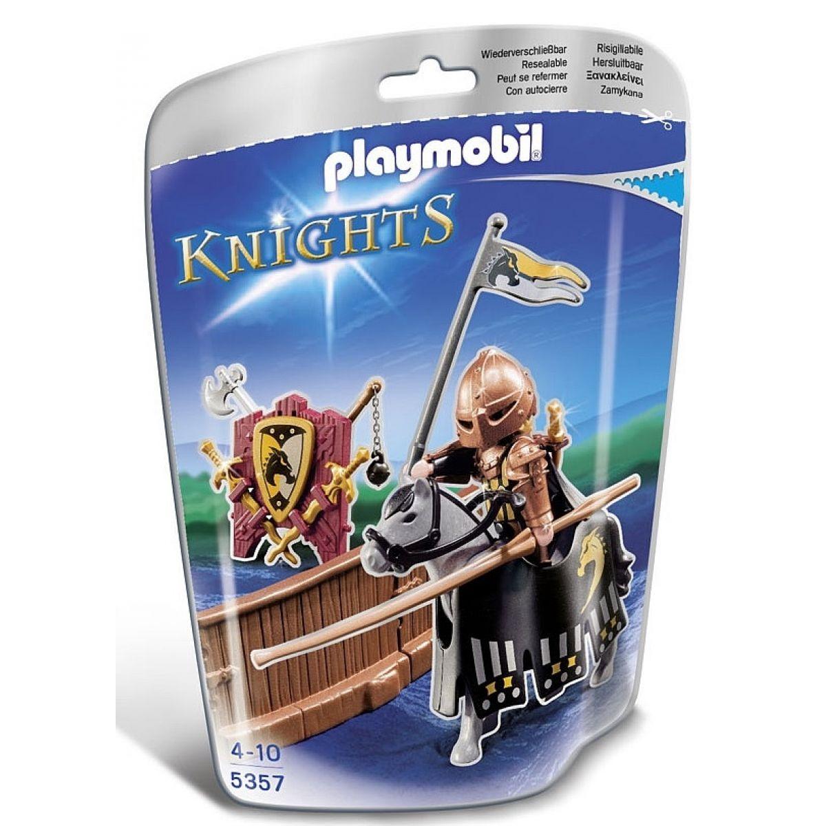 Playmobil 5357 Turnajový rytíř řádu Divokého koně