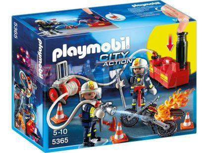 Playmobil 5365 Hasičské čerpadlo