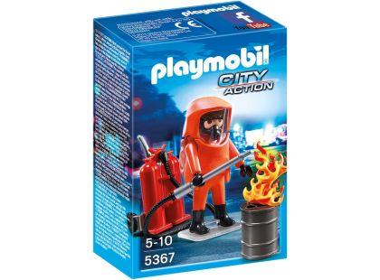 Playmobil 5367 Hasič specialista