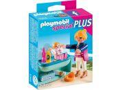 Playmobil 5368 Maminka a dítě s přebalovacím pultem