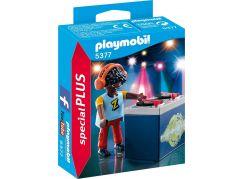 Playmobil 5377 DJ s mixážním pultem