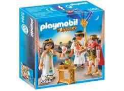 Playmobil 5394 César a Kleopatra