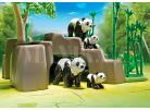 Playmobil 5414 Pandy v bambusovém háji 5