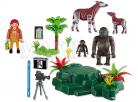 Playmobil 5415 Gorily a Okapi s kameramanem 3