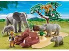 Playmobil 5417 Africká savana se zvířaty 2