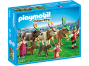 Playmobil 5425 Festival v Alpách