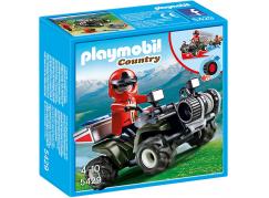 Playmobil 5429 Čtyřkolka horské služby