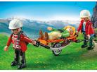 Playmobil 5430 Horská služba a zraněná turistka 2