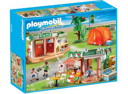 Playmobil 5432 Velký autokemp