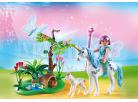 Playmobil 5450 Víla Aquarella na louce Jednorožců 2