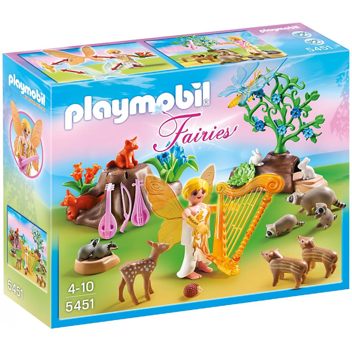 Playmobil 5451 Písničková víla se zvířátky