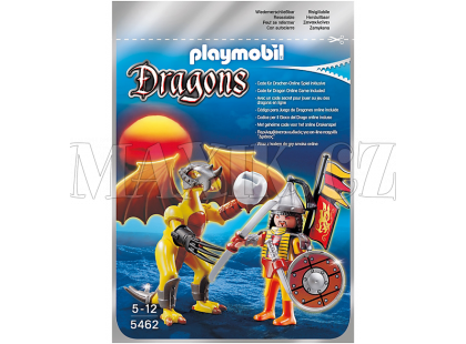 Playmobil 5462 Kamenný drak s válečníkem
