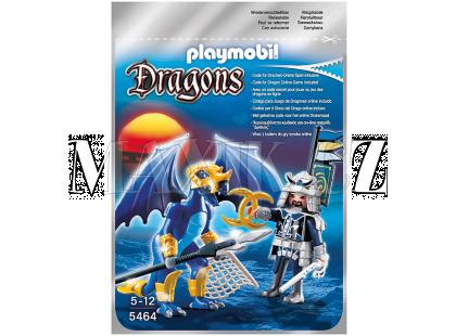 Playmobil 5464 Ledový drak s válečníkem