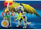 Playmobil 5465 Světelný drak s válečníkem 2