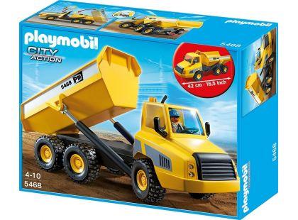Playmobil 5468 Obří sklápěč
