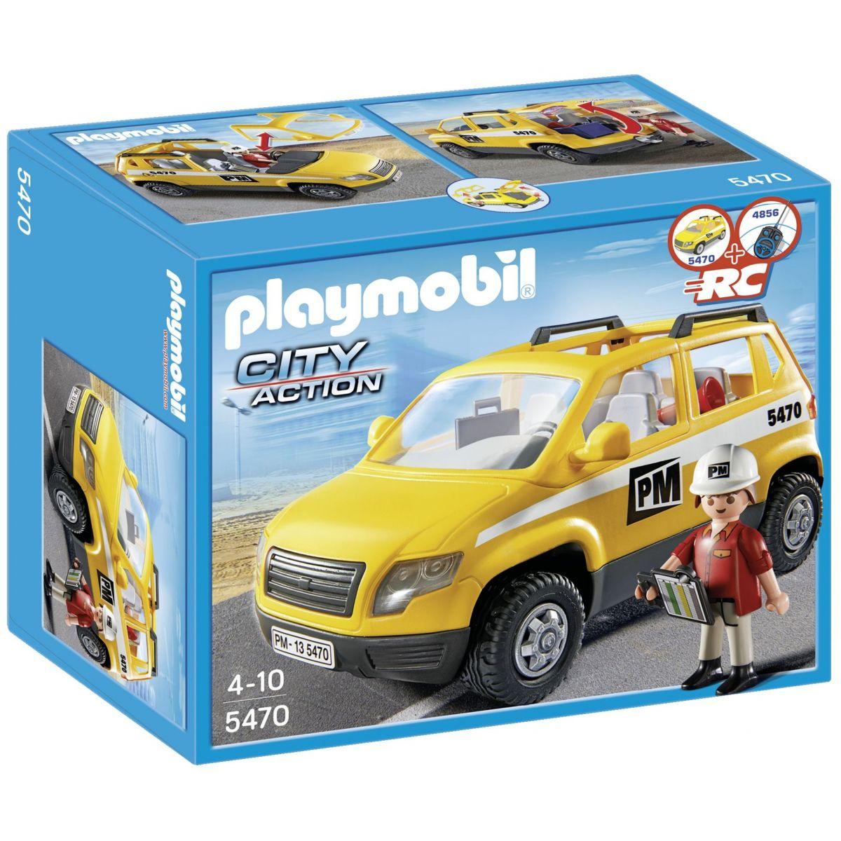 Playmobil 5470 Stavbyvedoucí