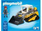 Playmobil 5471 Pásový buldozer 2