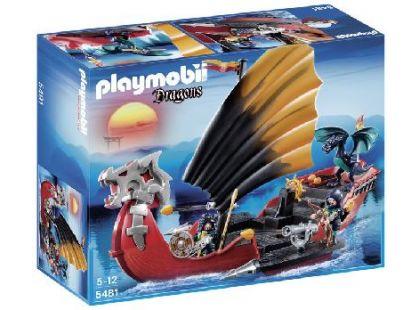 Playmobil 5481 Dračí válečná loď