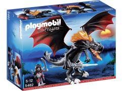 Playmobil 5482 Velký válečný drak s LED ohněm