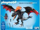 Playmobil 5482 Velký válečný drak s LED ohněm 3