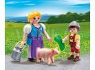 Playmobil 5514 Farmářka a dítě 2