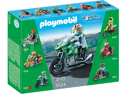 Playmobil 5524 Sport Bike
