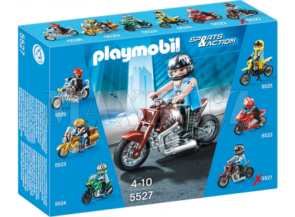 Playmobil 5527 Custom Bike