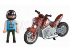 Playmobil 5527 Custom Bike 2