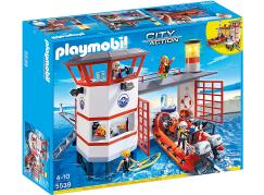 Playmobil 5539 Základna záchranářů