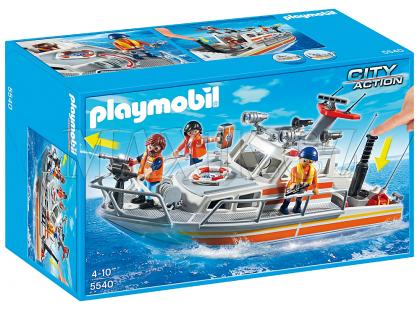 Playmobil 5540 Záchranný člun