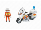 Playmobil 5544 Lékař na motorce 2