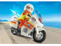 Playmobil 5544 Lékař na motorce 3