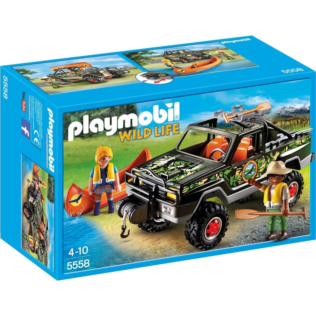 Playmobil 5558 Pickup