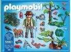 Playmobil 5561 Rysí rodina s filmařem 3