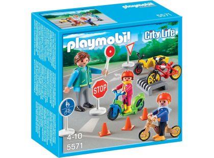Playmobil 5571 Dopravní hřiště