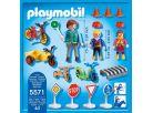 Playmobil 5571 Dopravní hřiště 3