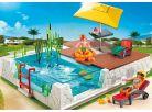 Playmobil 5575 Zahradní bazén u vily 2