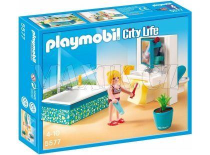 Playmobil 5577 Moderní koupelna