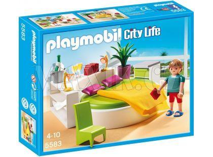 Playmobil 5583 Moderní ložnice