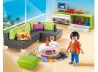 Playmobil 5584 Moderní obývací pokoj 2