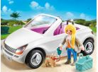 Playmobil 5585 Kabriolet s blondýnou 2