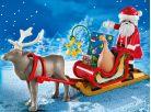 Playmobil 5590 Santa na saních 3