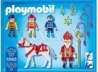 Playmobil 5593 Mikuláš s dětmi 3