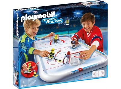 Playmobil 5594 Stolní lední hokej