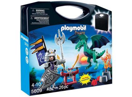 Playmobil 5609 Přenosný box Dračí rytíři