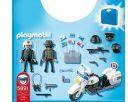 Playmobil 5891 Přenosný box Policie 3